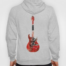 Bass Guitar - Buy Colorful Abstract Musical Instrument Hoody