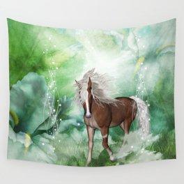 Beautiful horse Wall Tapestry