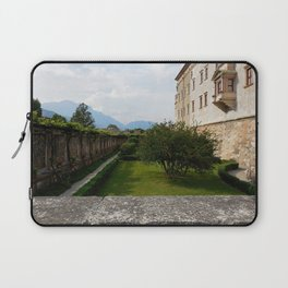 View Atop of Castello del Buonconsiglio Laptop Sleeve