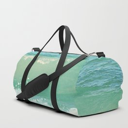 A Beautiful Spring Day at the Beach II Duffle Bag