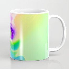 """Summer Garden #14"" Print Coffee Mug"