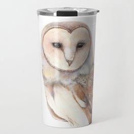 Magical Barn Owl Travel Mug