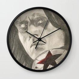 Bucky Barnes the Winter Soldier Wall Clock