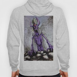 The horror of the deep Hoody