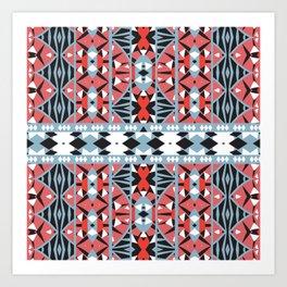 Mix #439 Art Print