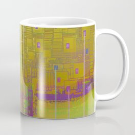 Xmas Connects Coffee Mug