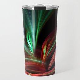 Abstract 114  (4 and 20) Travel Mug