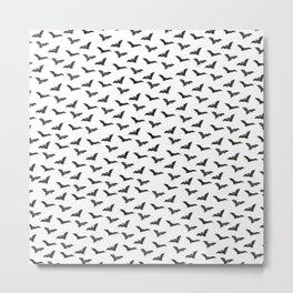 Bats! Metal Print