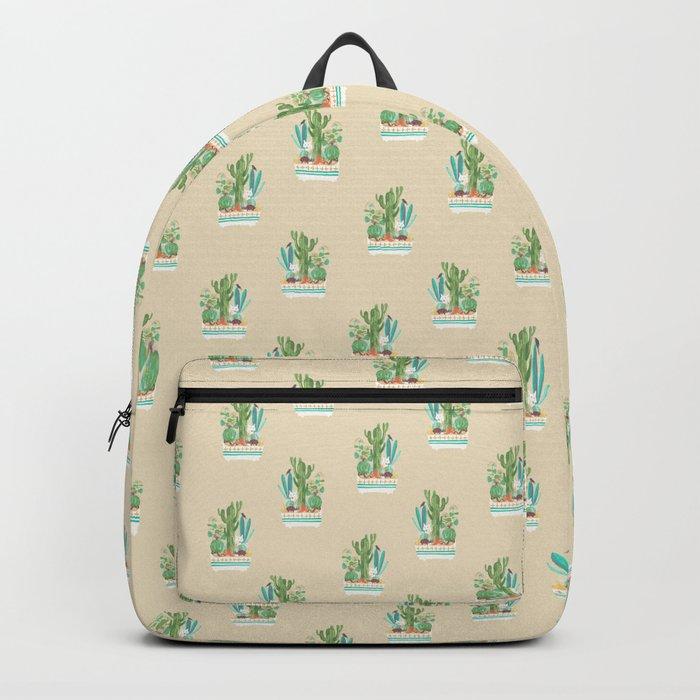 Desert planter Backpack