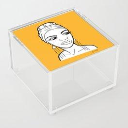 Nina Simone Acrylic Box