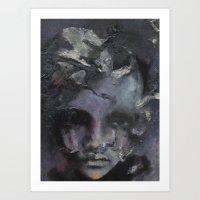 """""""Mango Impetu In Altum"""" by Nisus L'art Art Print"""