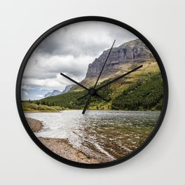 Redrock Lake Wall Clock