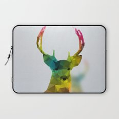 Glass Animal - Deer head Laptop Sleeve