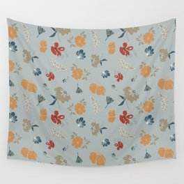 Floral Pattern 111-21CW11 Wall Tapestry