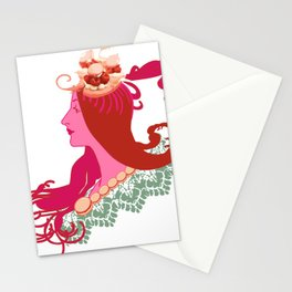 Madame Swann Stationery Cards