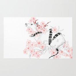 Ink Snake Rug