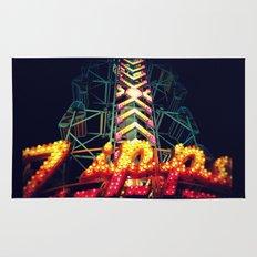 Carnival Lights, The Zipper Rug
