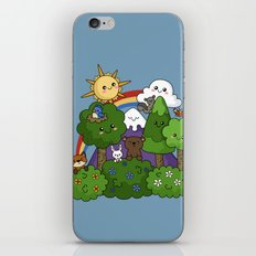 Wilderness Cuteness iPhone & iPod Skin