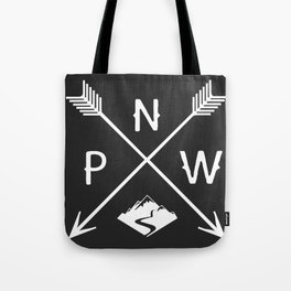 Pacific North West, Seattle Washington Tote Bag