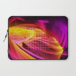 Residue of a Nameless Rage Laptop Sleeve