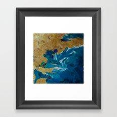 Lakeshore Limited Framed Art Print