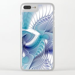 flamedreams -19- Clear iPhone Case