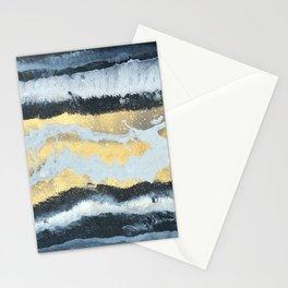 VITAMIN | Abstract acrylic art by Natalie Burnett Art Stationery Cards
