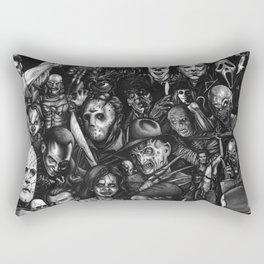 Classic Horror Guice Rectangular Pillow