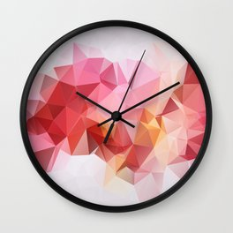 BUBBLE BUBBLES Wall Clock