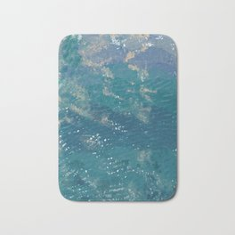 Going to the sea Bath Mat
