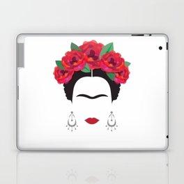 Frida eyebrowns Laptop & iPad Skin