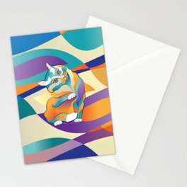 Percival Cat Stationery Cards