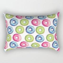 Donuts 2 Rectangular Pillow