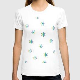 Snowflakes_E T-shirt