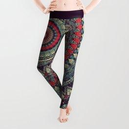 Earth Mandala 5 Leggings