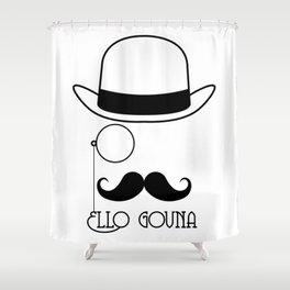 Ello Govna Shower Curtain