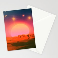 The Distance Between Us Stationery Cards