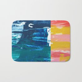 Desert Abstraction Bath Mat