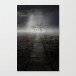 Forgotten Land Canvas Print