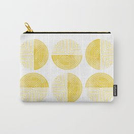 Labyrinth - Honey Carry-All Pouch