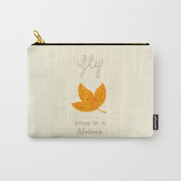 Fly, once in a lifetime Carry-All Pouch