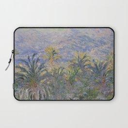 Palm Trees at Bordighera Laptop Sleeve