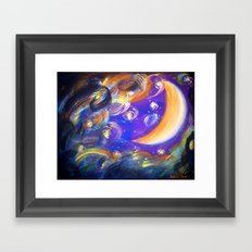 Where dreams Have No End Framed Art Print