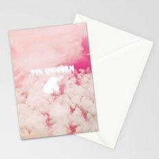 99% Unicorn Stationery Cards