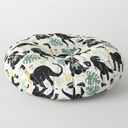 Hipster Dinos Floor Pillow