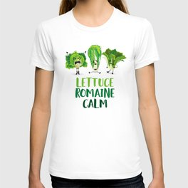 Lettuce Romaine Calm T-shirt