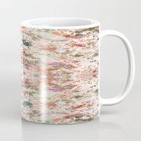 minerals Mugs featuring Mystic Minerals 3 by Caroline Sansone