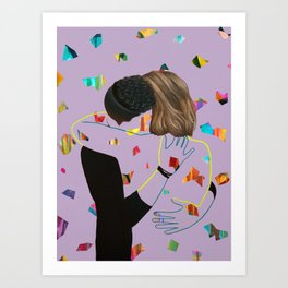 Yes (About Time) Art Print