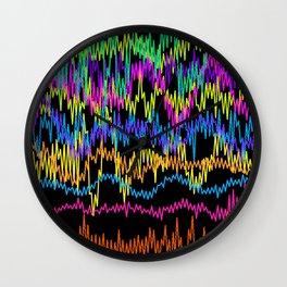 waves1 Wall Clock