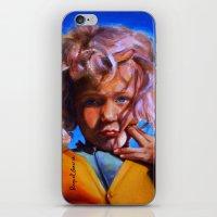 swedish iPhone & iPod Skins featuring Swedish by Raquel García Maciá